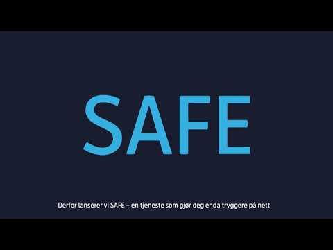 NYHET! SAFE fra Telenor | Telenor Norge