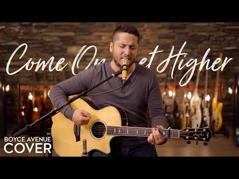Come on Get Higher (Matt Nathanson Acoustic Cover)