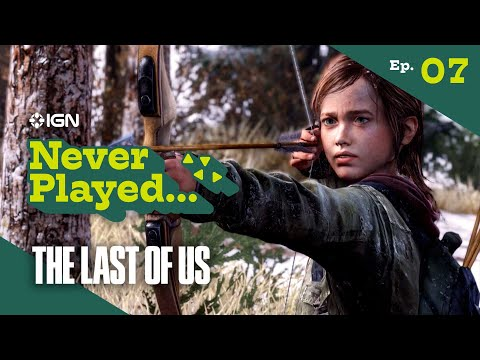Never Have I Ever Played... The Last of Us - Episode 7 (Winter) - UCKy1dAqELo0zrOtPkf0eTMw