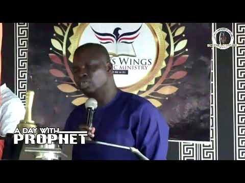 A DAY WITH PROPHET @ CAC EAGLE'S WINGS ASSEMBLY  Tagged: GOD OF OUR FATHERS.  25TH JULY, 2021.