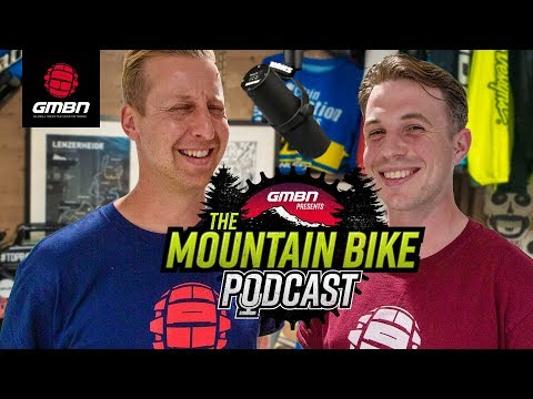 The GMBN Podcast Ep. 11 | EWS Les Orres & The Vallnord World Cup