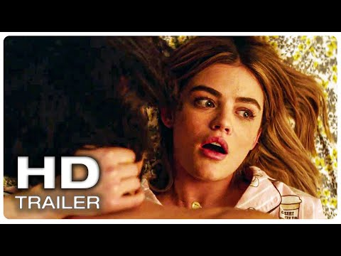 Movie Trailer : A NICE GIRL LIKE YOU Official Trailer #1 (NEW 2020) Lucy Hale Comedy Movie HD