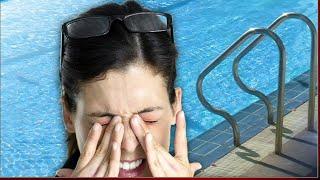 Health Alert: Dangers of wearing contact lenses in bacteria filled water