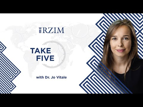 Jesus challenges culture's understanding of Christianity  Dr. Jo Vitale  TAKE FIVE  RZIM