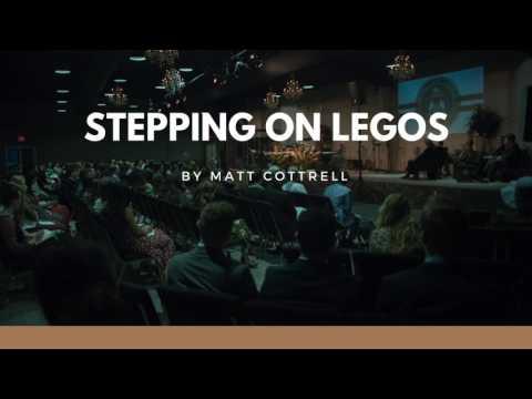 Stepping on Legos - Matt Cottrell - Student Chapel