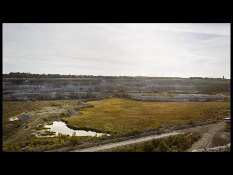 Sten & Fossil i Limhamns kalkbrott