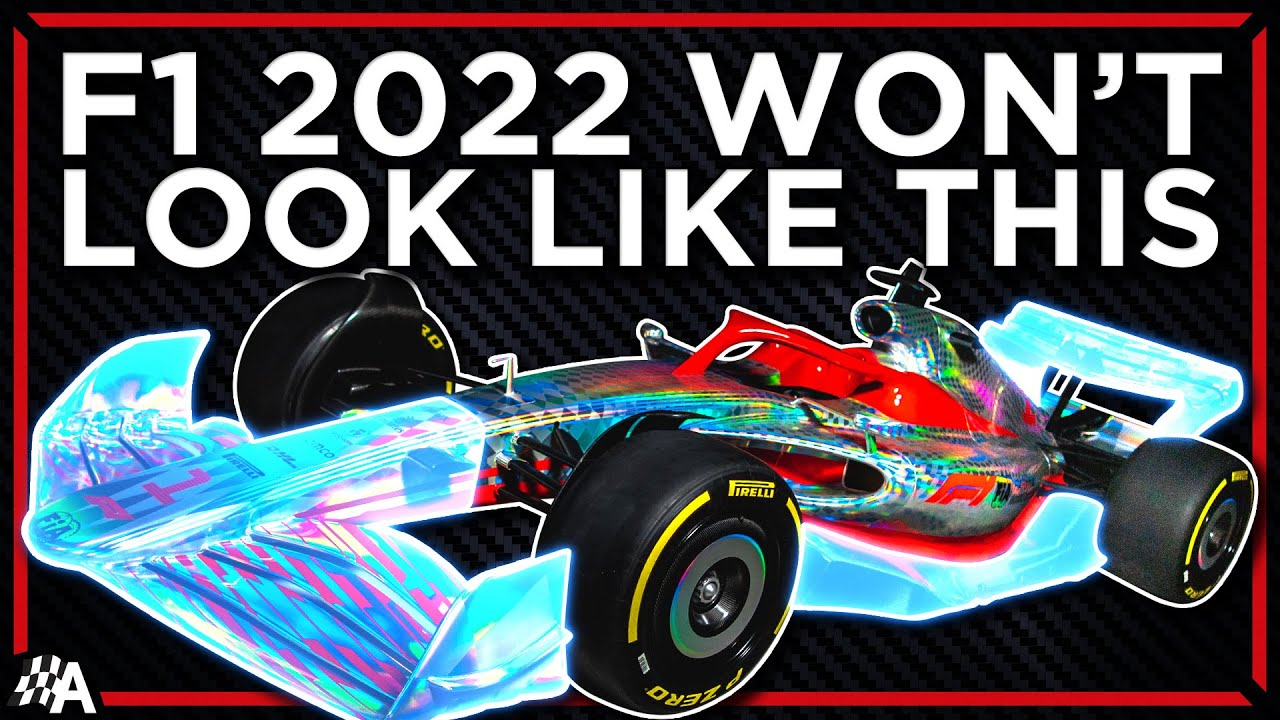Why 2022 Cars Won't Look Like Formula 1's Reveal