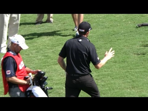 Jimmy Walker's brilliant chip shot at the TOUR Championship