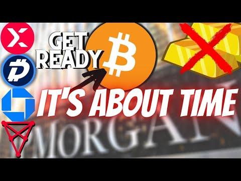 JP Morgan Bets BIG on Blockchain With ONYX! Gold Selloff plus Digibyte, StormX, <bold>Chiliz</bold> News