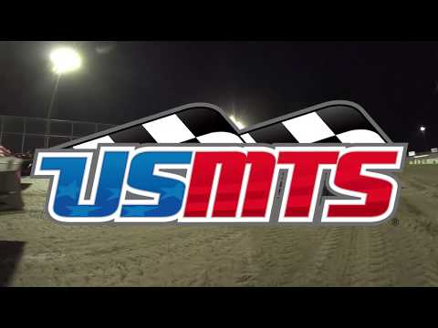 The mammoth USMTS motorheads embark on a five-race excursion through the Lone Star State featuring the Summit USMTS Southern Series powered by MSD, Tuesday-Saturday, June 4-8, 2019.  Saturday, June 8, at the Route 66 Motor Speedway will be the 10th Annual USMTS Amarillo Ambush presented by Genesis Racing Shocks in a meeting of the USMTS rock stars and the tough regional and local USRA Modified racers in West Texas and New Mexico where past USMTS events have played out in front of standing-room-only crowds. Street Stocks, Limited Late Models, Sport Mods and 305 Sprints will also be racing.  Hometown favorite Rodney Sanders captured the inaugural event in 2010, added a second trophy to his case in 2015 and a third in last year's stop. Other winners here include Kelly Shryock, Jason Hughes, Randy Timms, Stormy Scott, who won back-to-back races in 2013-2014, and Ryan Gustin.  Adult tickets are $15. Seniors and military are $12. Kids ages 12 and under are $5. The pits open at 4 p.m., gr - dirt track racing video image