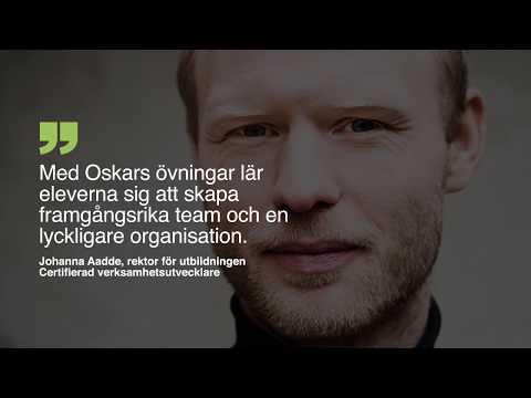 Vi vill presentera Oskar Henrikson