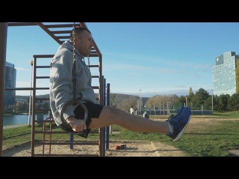 Outdoor workout by Stano Bročko