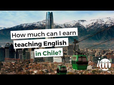 Video on your salary opportunities in Chile