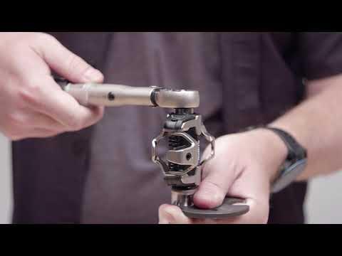 Garmin Rally Serie Tutorial - Wechsel zwischen Pedalkörpern