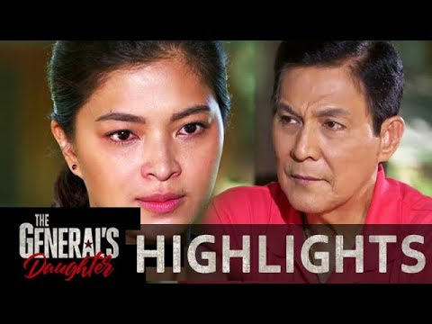 The General's Daughter: Rhian confronts Tiago about his lies   EP 17