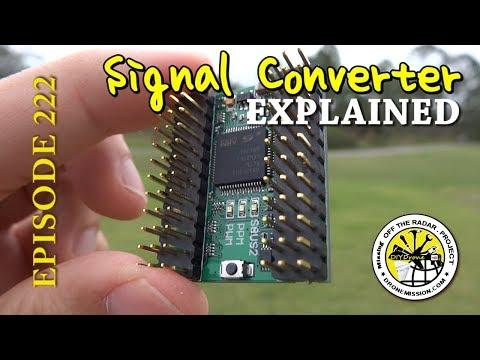RMILEC Signal Converter V3 SBus to PWM Explained - UCq1QLidnlnY4qR1vIjwQjBw