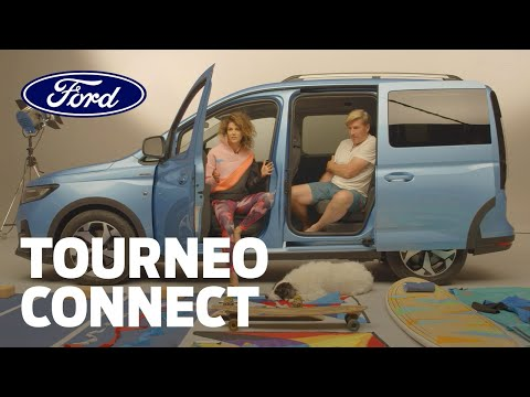 The All-New Ford Tourneo Connect