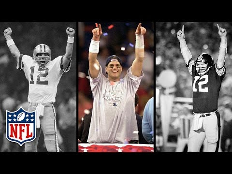 From Backup QB to Super Bowl Champion | #ThrowbackThursday | NFL NOW