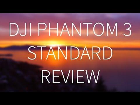 DJI Phantom 3 Standard Review