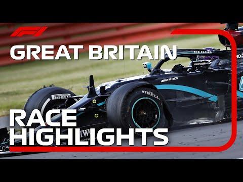 2020 Britse Grand Prix: Hoogtepunten