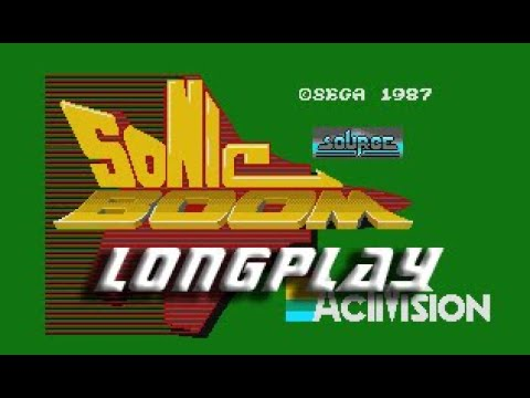 #206 Sonic Boom - Not Commented Longplay