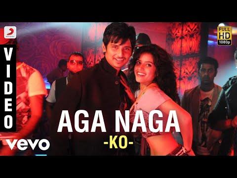 Ko - Aga Naga Video | Jiiva, Karthika | Harris - UCTNtRdBAiZtHP9w7JinzfUg
