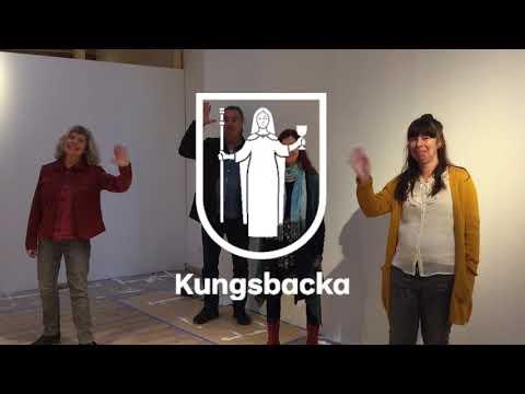 Vernissage i Kungsbacka konsthall 14 november