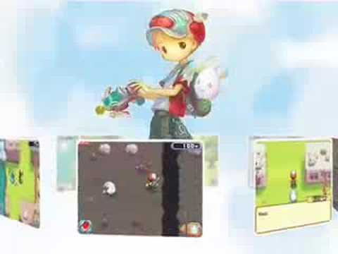 Eledees: The Adventures of Kai and Zero (DS) Trailer - UCl7ZXbZUCWI2Hz--OrO4bsA