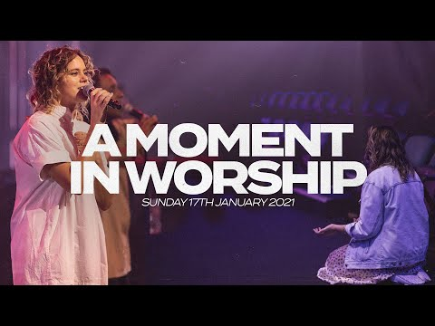 A Moment In Worship with Taya Gaukrodger & John Davis  Hillsong Church Online