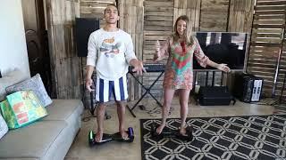 BIRTHDAY SURPRISE FOR Carlos and Alexa PenaVega by Alexa Vega Daily News