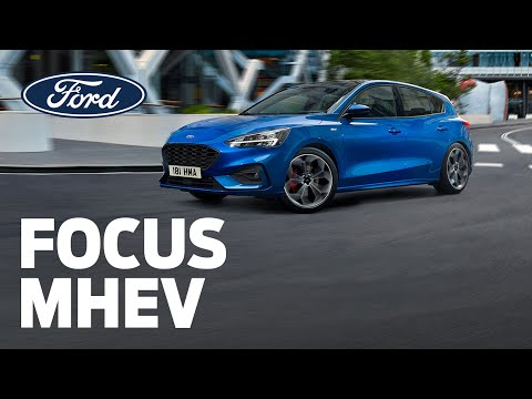 Gjennomgang av teknologien bak Ford Focus Mild Hybrid | Ford Norge