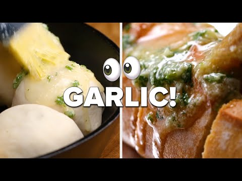 Recipes To Make You 'Gar-Lick' Your Fingers ? Tasty Recipes