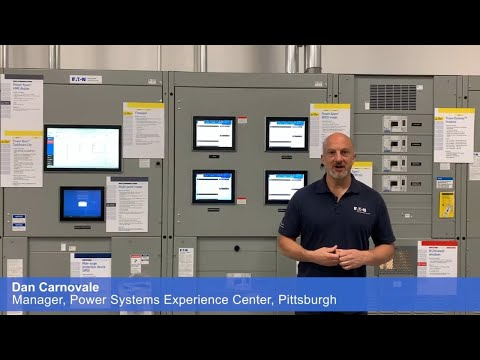 Power Systems Experience Center Tour – Metering Focus