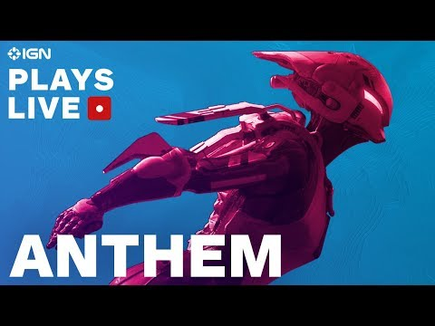 Anthem: Full Game First Impressions - IGN Plays Live - UCKy1dAqELo0zrOtPkf0eTMw
