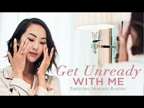 Get Unready With Me - Nighttime Skincare Routine | Chriselle Lim - UCZpNX5RWFt1lx_pYMVq8-9g