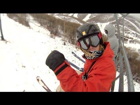 Snow Skiing for the first time! November 2012 - Park City, Utah | MicBergsma - UCTs-d2DgyuJVRICivxe2Ktg