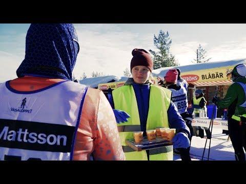 Ekströms är stolt sponsor till Vasaloppet