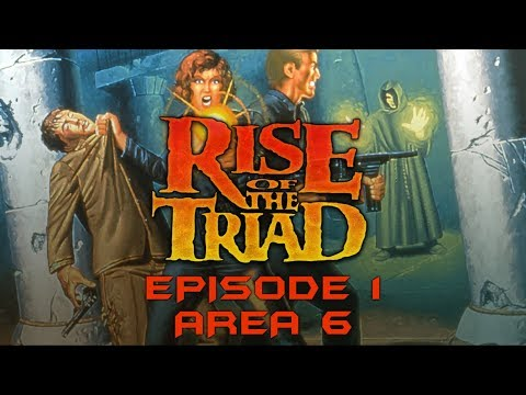 Rise of the Triad (1994) - PC - Parte 6 - Comentado en Español