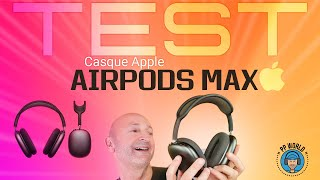 vidéo test Apple AirPods Max par PP World