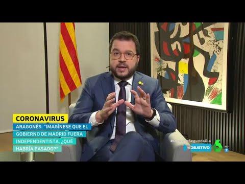 ¿Habría habido menos muertos y contagios por COVID siendo Cataluña independiente? - El Objetivo