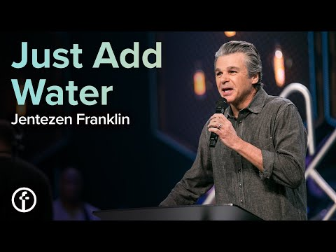 Just Add Water  Baptisms with Pastor Jentezen Franklin