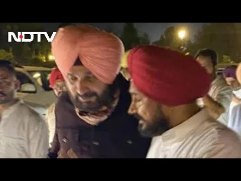 Navjot Sidhu Likely To Stay On, Say Sources After Meet With Chief Minister