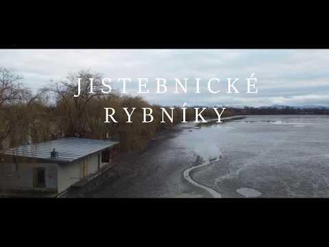 Jistebnické rybníky, zima 2019, TIMELAPSE