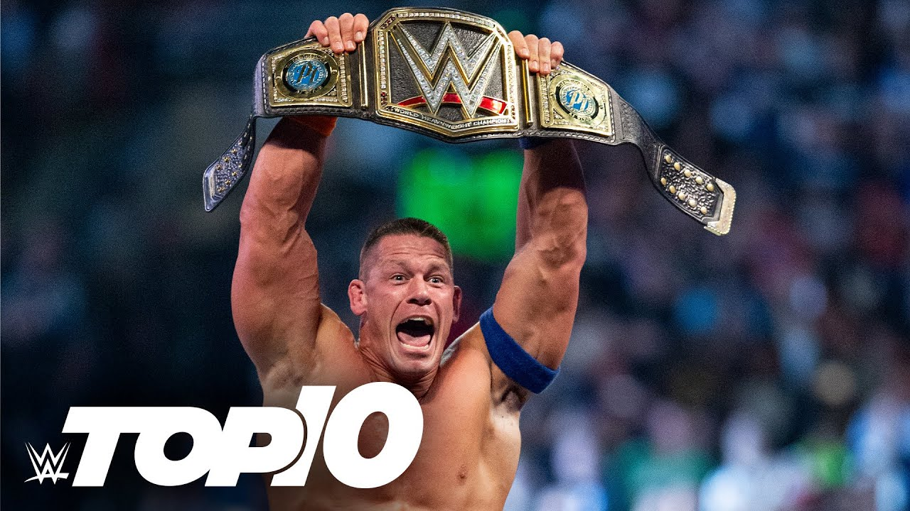 20 greatest WWE Title changes of the last decade: WWE Top 10 Special Edition, April 25, 2021
