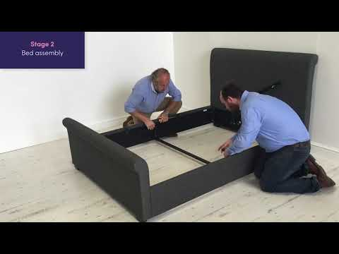 Wilson assembly video - Dreams Beds