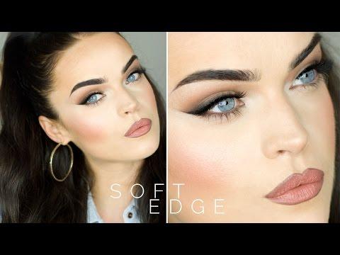 SOFT EDGE - soft eyeliner make-up look - UC2bcX6Q6xgeCs7RqUyvzKpw