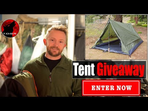 Enter NOW - Giveaway - River Country Trekker 2.2 Tents