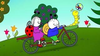 Bogyó és Babóca: A bicikli