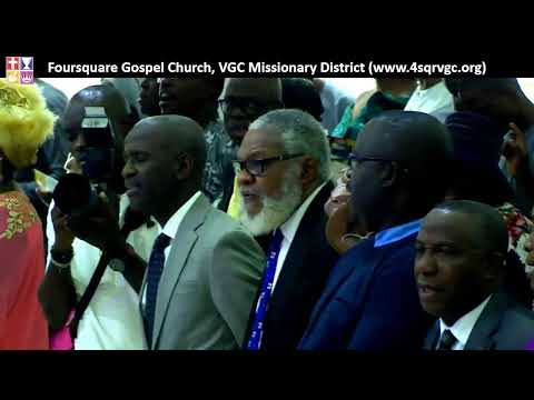VGC District Convocation - Sunday Servcie: 11th August 2019