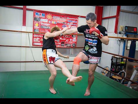 Muay Thai Sweeps and Catches with Tetsuya Yamato